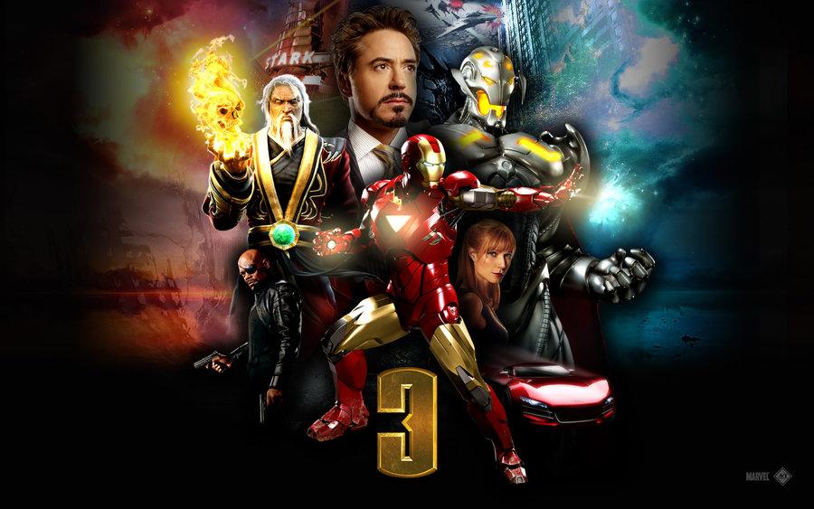 "Inician rodaje de la película ""Iron Man 3″"