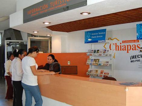 Instalan En Chiapas 35 Módulos De Información Turística